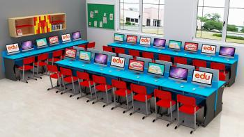 Top 5 ways to design a modern computer lab