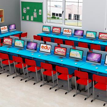 Computer Lab Furniture Manufacturers in Surat