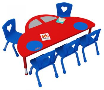 Kindergarten Table Manufacturers in Indore