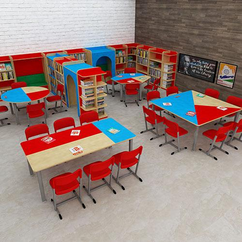 Library Furniture Manufacturers in Oman