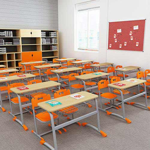 School Furniture Manufacturers in Oman