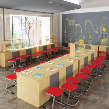 Science Lab Furniture Manufacturers in Nashik